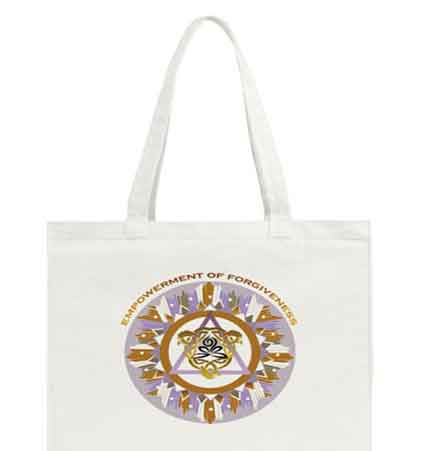 Empowerment of Forgiveness Tote Bag