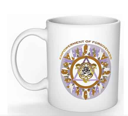 Empowerment of Forgiveness Mug