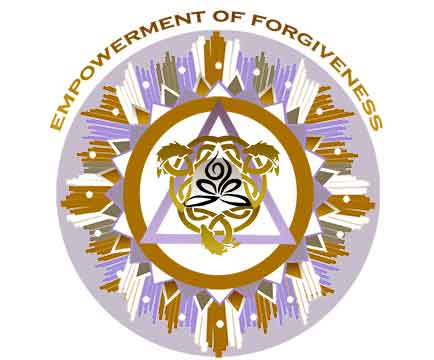 Empowerment of forgivness window Decal